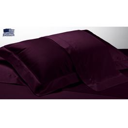 Наволочка Jefferson 60x60 Dark Plum Boston textile (BJSDP6060)