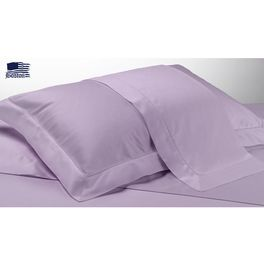 Наволочка Jefferson 60x60 (Oxford) Lilac Boston textile (BJSL6060)