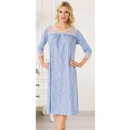 Туника Mariposa 8112 blue (4xl)