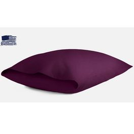 Наволочка Jefferson 70x70 Dark Plum Boston textile (SDP7070)